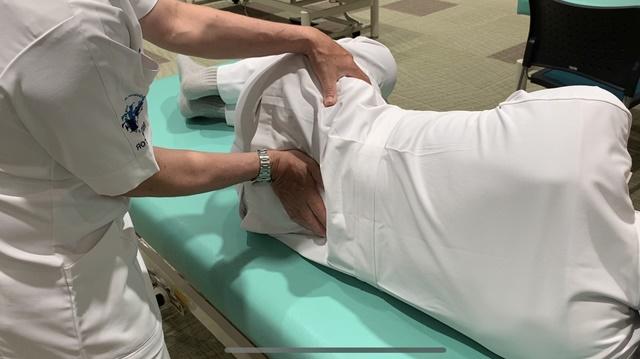 腰仙関節治療